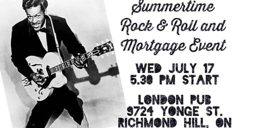 Rock & Roll and Mortgage Night; Special Event