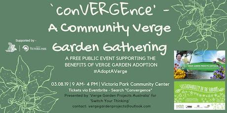 `ConVERGEnce' - A Community Verge Garden Gathering tickets