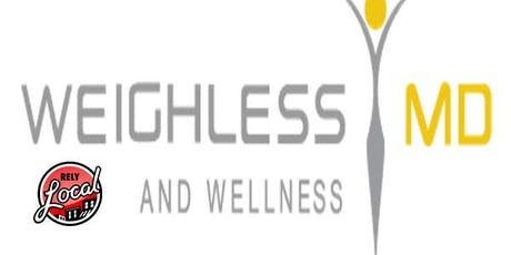 RelyLocal Networking Lunch and Open House at Weighless MD tickets