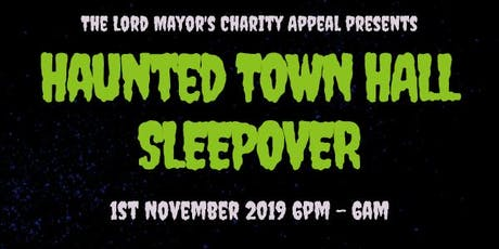 Haunted Town Hall Sleepover tickets