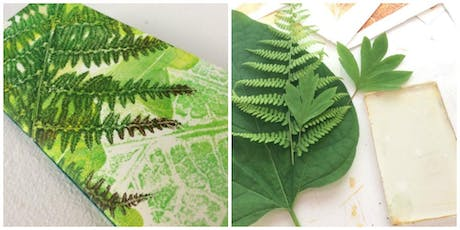 Leaf Printing with a Gel Plate (Saturday Class) tickets
