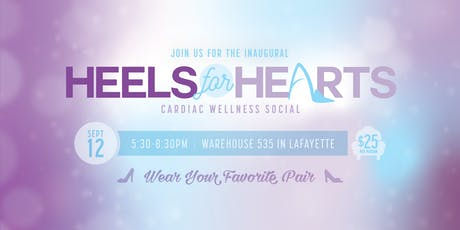 Heels for Hearts: Cardiac Wellness Social tickets
