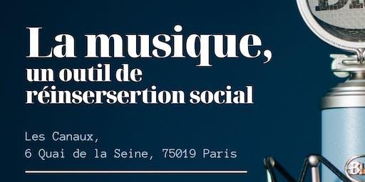 La musique, un outil de réinsertion social