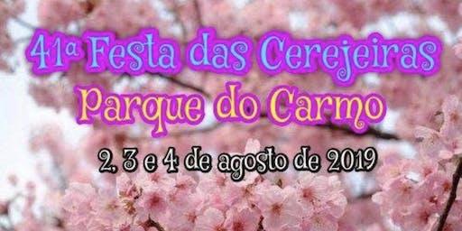 41ª Festa das Cerejeiras do Parque do Carmo