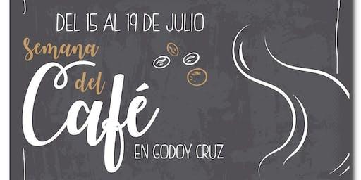 CHARLAS DE CAFÉ EN GODOY CRUZ