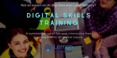 Digital Skills Training for Beginners - Innovation by Design Thinking