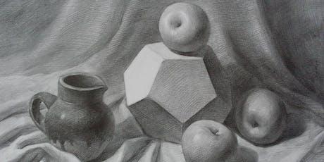 Free Trial Art Class- Still-life Drawing  tickets