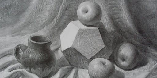 Free Trial Art Class- Still-life Drawing