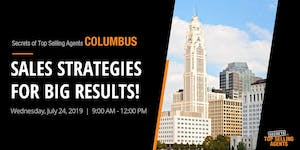 Secrets of Top Selling Agents Columbus