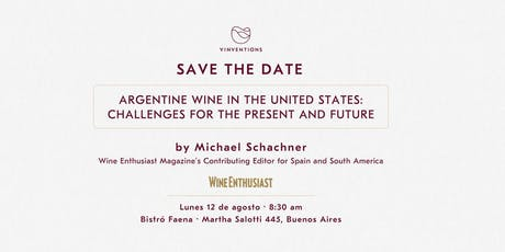 Argentine wine in the United States: Challenges for the present and the future  entradas