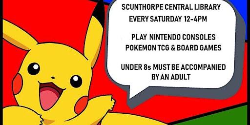 Pokemon & Saturday Gaming Club