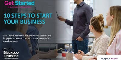 10 Steps to Starting a Business with Get Started