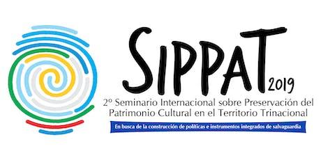 II SIPPAT 2019 entradas