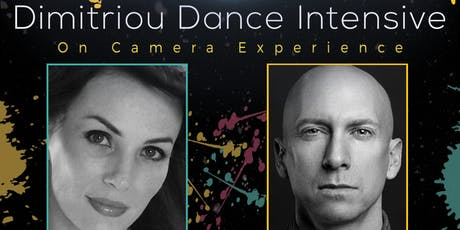 Dimitriou Dance Intensive: On Camera Experience tickets