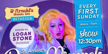 St Arnolds Drag Brunch: Bethesda tickets