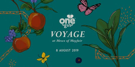 One Gin Voyage tickets