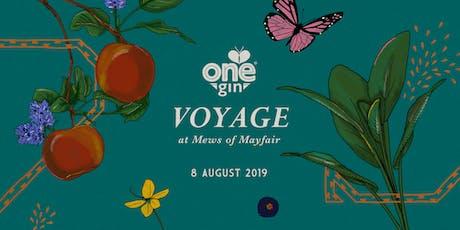 One Gin Voyage tickets