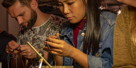 Dromedary Leather Crafting Workshop (August 7) tickets