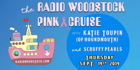 Radio Woodstock Pink Cruise tickets