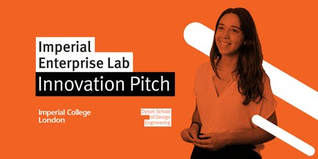 Innovation Pitch April tickets