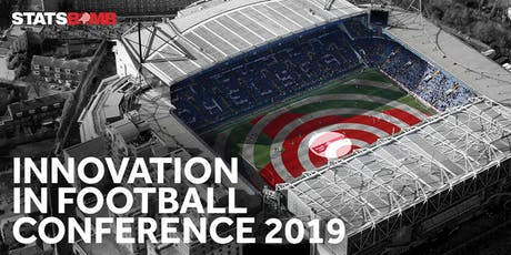 StatsBomb Innovation in Football Conference tickets