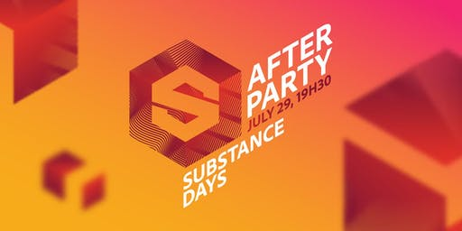 Substance Days at SIGGRAPH 2019 After-Party