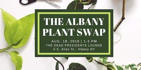 Albany Plant Swap Tickets