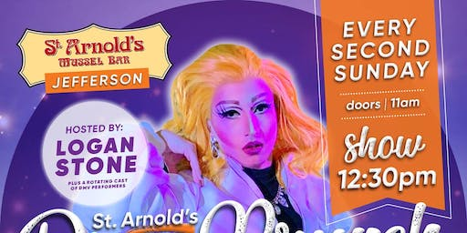 St Arnolds Drag Brunch: Jefferson