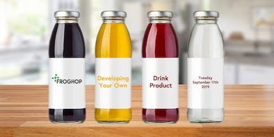 Developing your own drink product