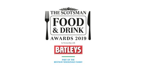 Scotsman Food and Drink Awards 2019 tickets