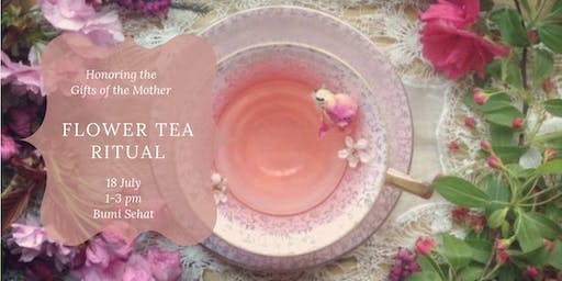 Love Blossoming: A Flower Tea Ritual {Free event}