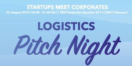 BLG Logistics Pitch Night Tickets