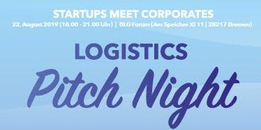 BLG Logistics Pitch Night