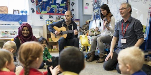 Deepening and Embeding Music in the Primary School Curriculum