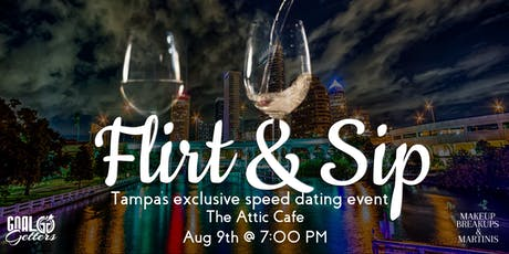 Flirt & Sip: An Exclusive Speed Dating Experience/ Game Night for Adults tickets