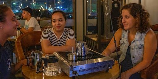 Dromedary Coffee Workshop (Week 5 - July)