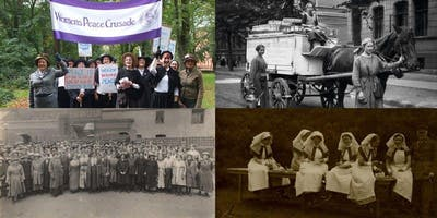Legacies of the First World War Festival: Women & War Evening Event