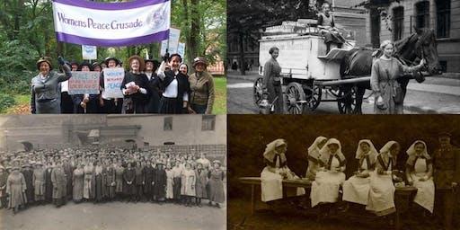 Legacies of the First World War Festival: Women & War Evening Event