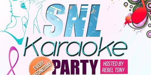 Sing N' Lime (SNL) Caribbean Karaoke Experience