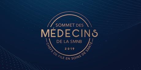 Sommet des Médecins de la SMNB 2019 tickets