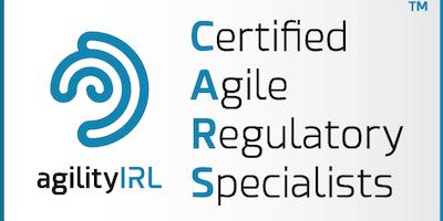 Certified Agile Regulatory Specialist (CARS) Training Class