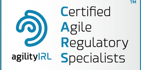 Certified Agile Regulatory Specialist (CARS) Training Class tickets