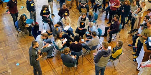 Liberating Structures Immersion Workshop: Eintauchen in die Welt der LS