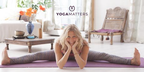 An Urban Retreat brought to you by Yogamatters with Esther Ekhart tickets