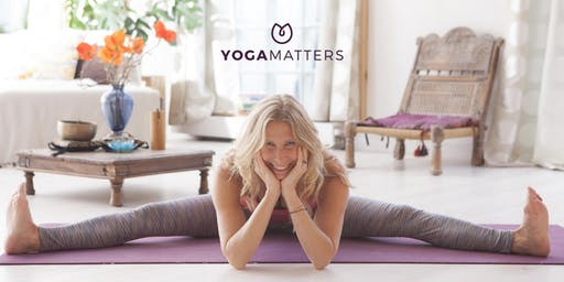 An Urban Retreat brought to you by Yogamatters with Esther Ekhart