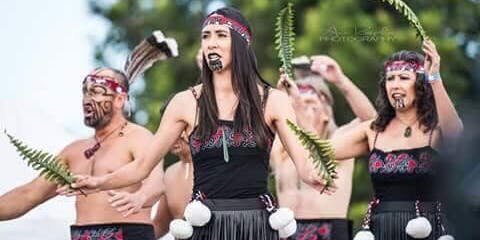 Haka Workshop - Learn Māori Abroad hosted by Island Inspirations