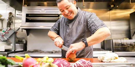Around the World Cooking Class with Executive Chef Richard Fuentes tickets