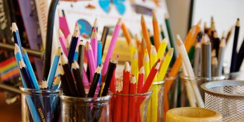 Kids Drawing Studio (Ages 5-11 / grades K-5)