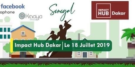 Boost avec Facebook | Impact Hub Dakar billets