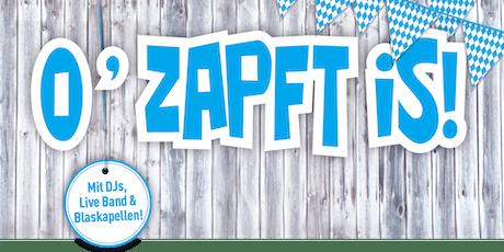 Oktoberfest bei dodenhof 26.09.2019 Tickets